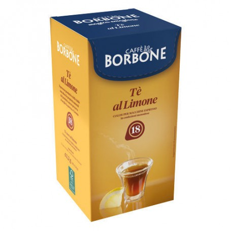 Cialda Borbone Tè al Limone 18pz
