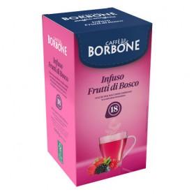 Cialda Borbone Tisana Frutti di Bosco 18pz