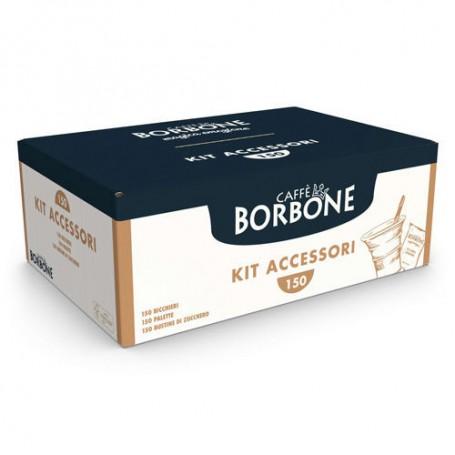 Kit Accessori Borbone 150pz