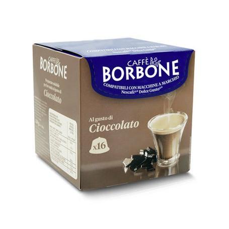 Dolce Gusto Borbone Cioccolato 16pz