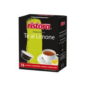 A Modo Mio Ristora Tè al Limone 16pz