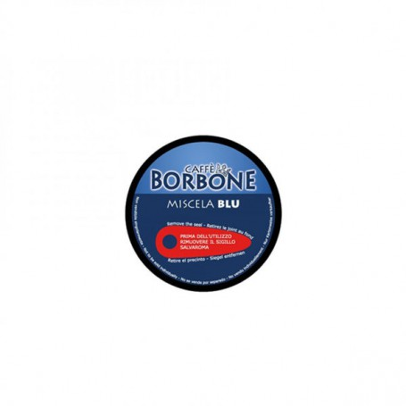 Dolce Gusto Borbone Blu 90pz